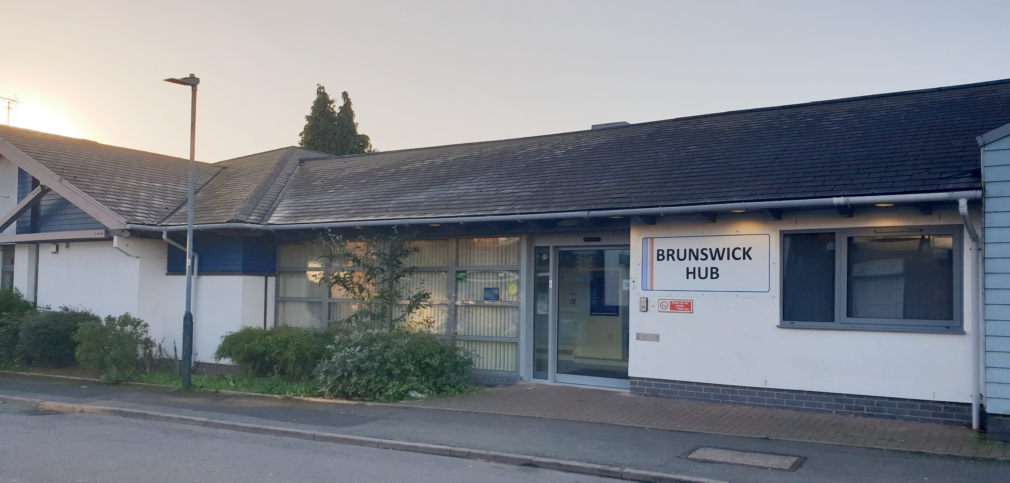 Brunswick Hub