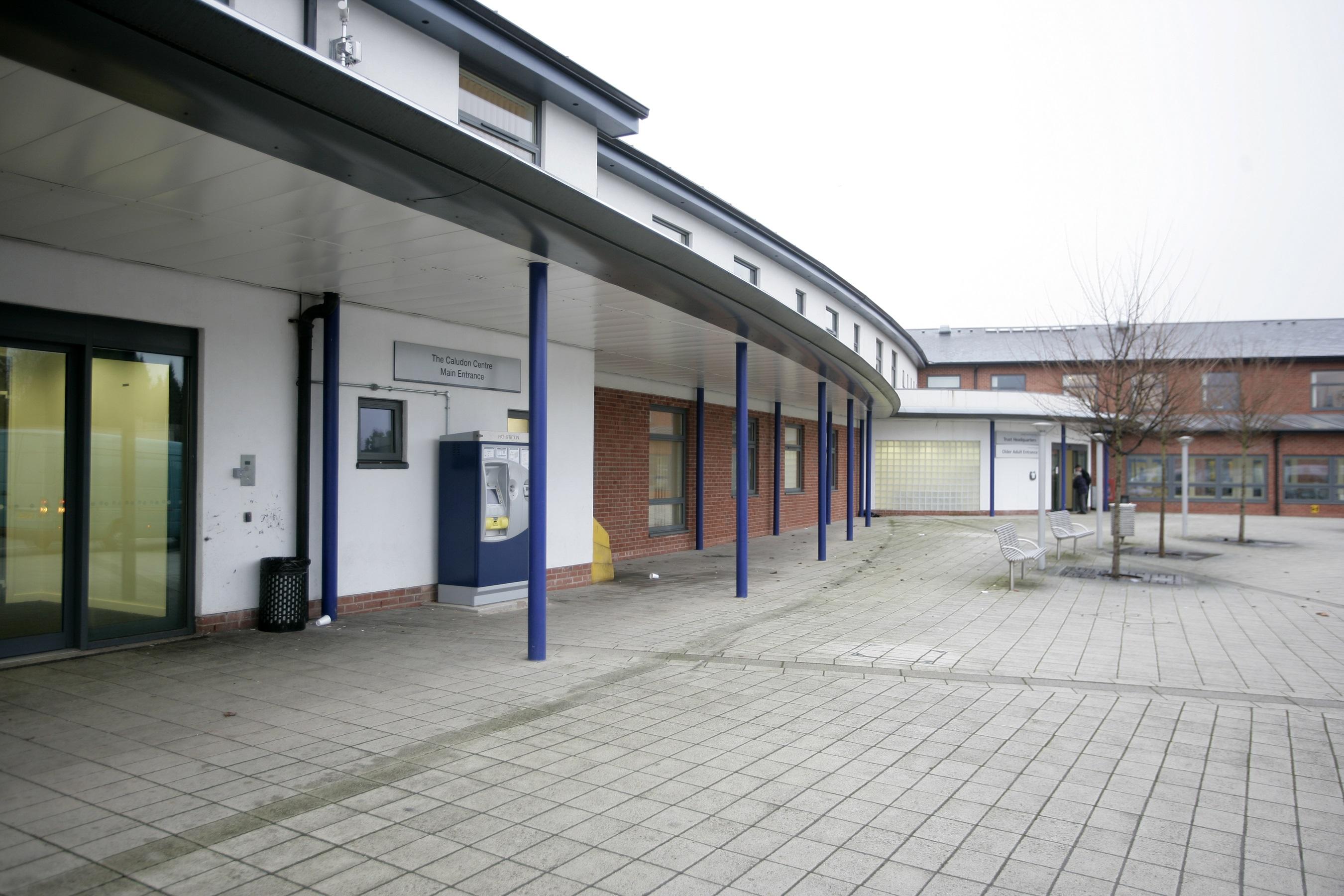 Caludon Centre