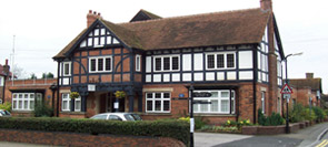Coleshill Town Hall