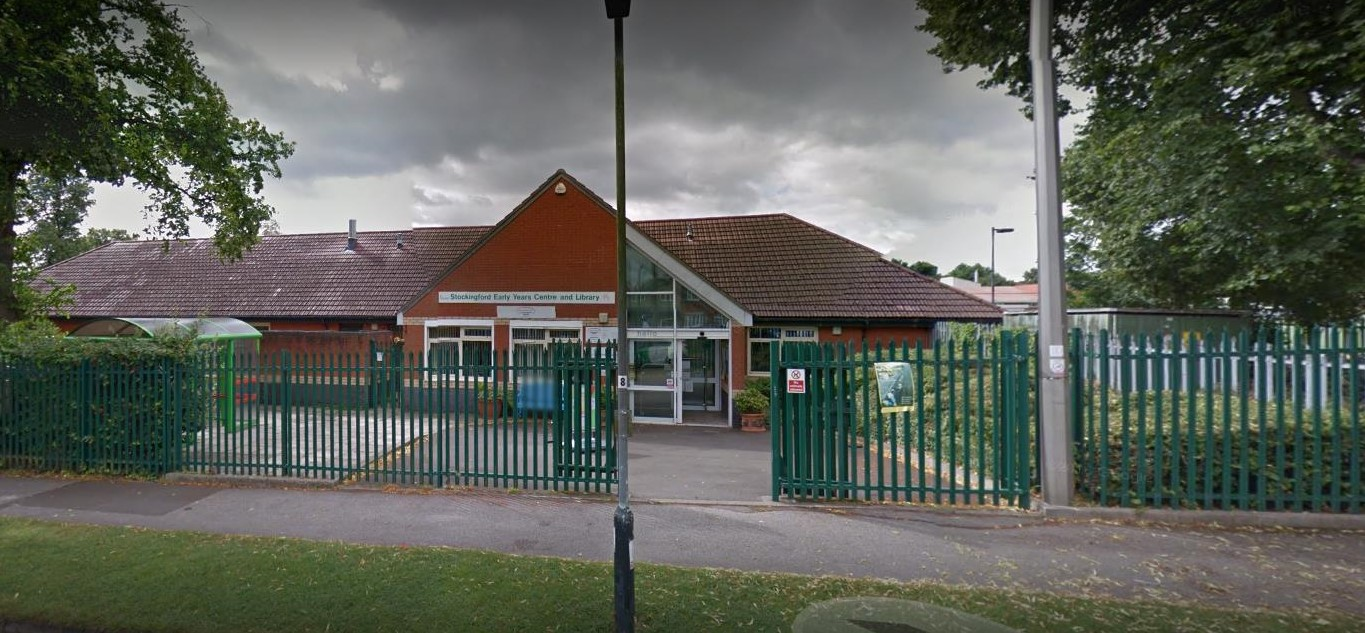 Stockingford Early Years Centre & Library