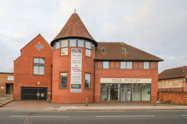 The Fred Winter Centre