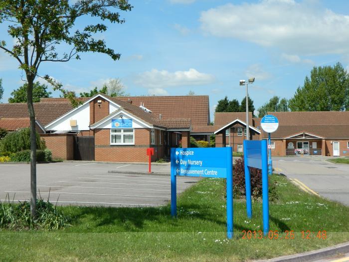 The Warren, Mary Ann Evans Hospice - Nuneaton